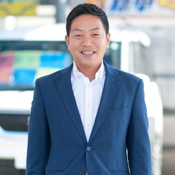 トータルカーライフサポート車販売・レンタカー部スタッフ紹介
