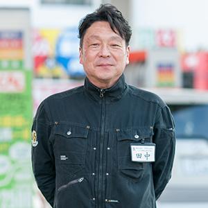 総括部長 田中 浩